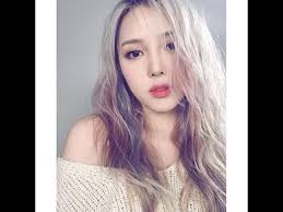 insram giveaway tutorial warm eyes cranberry lips makeup asian style makeup korean new style natural look