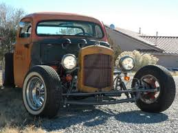 getting a le for your rat rod can be difficult but not impossible