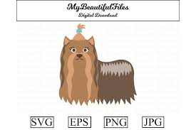 Yorkshire Terrier Silhouette Svg Free Svg Cut Files Create Your Diy Projects Using Your Cricut Explore Silhouette And More The Free Cut Files Include Svg Dxf Eps And Png Files