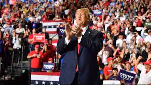 Trump Rally In Monroe Louisiana Time Map Capacity