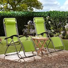 garden gear zero gravity chair apple