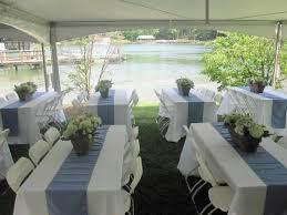 Rectangle Tables Wedding Reception Country Wedding Centerpiece Ideas On Rectangular Table