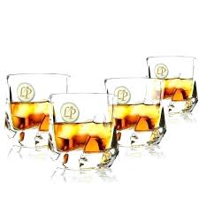 drinking glasses scotch drinking glass whisky glasses set of 4 scotch glass lead free whiskey