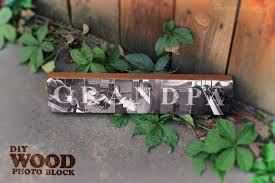 diy wood photo block final
