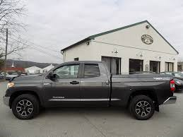 2015 Used Toyota Tundra TUNDRA DOUBLE CAB SR5 TRD OFF ROAD at HG ...