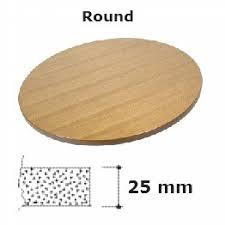 ash veneer table tops 800mm round dark wood