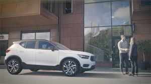 Having a new Volvo XC40 will be as hassle free as having a mobile ...