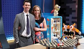 She was a weekend anchor, weather anchor. To Hollywood With Legos World News Group