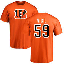 Nick Jerseys' - Bengals Womens Jerseys Rush Shop T-shirts Vigil Authentic Black abdcebceabadfedd|Who Has Taken Over Mason Crosby's Body?