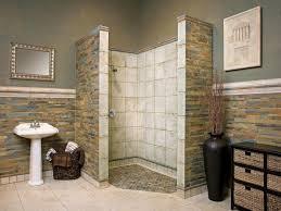 Low Budget Bathroom Remodel Rustic Bathroom Remodel Ideas With Yellow Motif Granite Element