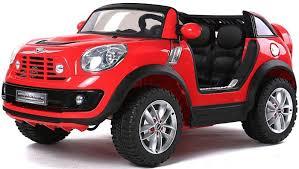 <b>Детский электромобиль Jiajia</b> Mini Cooper 12V - JJ298