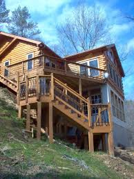 summer opens 4 20 luxury log home on river front hiking atvroads gated comm poo