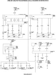 1984 grand wagoneer wiring diagram schematics and wiring diagrams 1984 jeep cherokee wagoneer original wiring diagram schematic 84