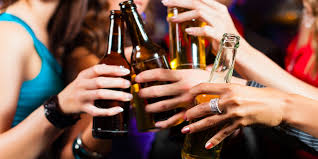 California Not Problem College In Drinking Just A Binge