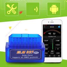 Новый OBD V2.1 Мини ELM327 <b>OBD2</b> Bluetooth <b>Авто сканер</b> ...