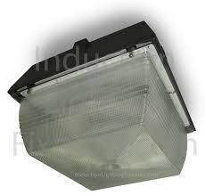 Outdoor Light Cover Replacement Igf2100 Series Induction Parking Garage Fixture 100w Outdoor