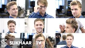 Diffrent Hair Style 9 different hairstyles in 1 haircut mens hairstyling 3500 by wearticles.com