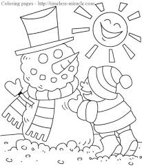 Small Picture Winter wonderland coloring pages timeless miraclecom