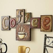 coffee wall decor kitchen photo 1