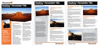 Free Downloadable Newsletter Template Free Downloadable Newsletter Templates Rome Fontanacountryinn Com