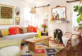 8. Justina Blakeney's Bohemian Home