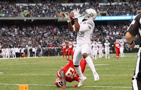 Raiders Depth Chart 2018 2018 Raiders Depth Chart Review Wide Receivers