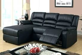 sectional with chaise and recliner sectional couch with recliner and chaise small black leather reclining sectional