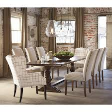 Bassett Dining Tables Harvest 4015 4208 Aged Bridle Rectangular
