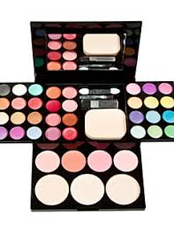 1pcs make up box of color plate of makeup set 24 color eye shadow 8