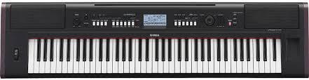 yamaha electric keyboard. yamaha npv80 76-key high-level piaggero ultra-portable digital piano electric keyboard