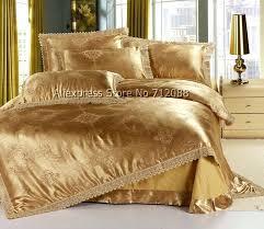 gold velvet duvet cover king white and cotton color luxury hotel