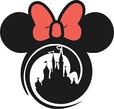 Minnie Mouse Castle SVG file - SVG Designs | SVGDesigns.com