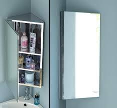 mirrored corner bathroom cabinet gallery of bathroom cabinet with mirror throughout mirrored bathroom corner cabinet stainless