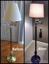 lamp shades retail floor makeover new lampshade and oil rubbed bronze less  than . lamp shades ...