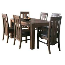 Kitchen Furniture Online India Induscraft 6 Seater Dining Table Set Dining Table Sets Homeshop18