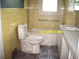 bathroom floor remodel. When We First Toured The House, I Saw Yellow Tiles And Thought That They Weren\u0027t Bad. \u201cI Can Totally Work With Those!\u201d\u2026..then Realized Bathroom Floor Remodel