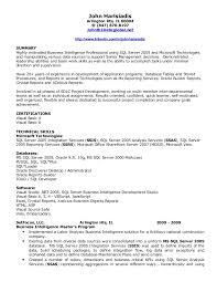 john harisiadis bi resume - Business Object Resume