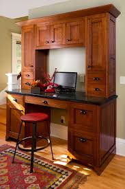 arts crafts home office. Image By: Fluidesign Studio Arts Crafts Home Office