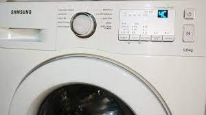 Samsung Çamaşır Makinesi 4C, 4E veya E1 Hatası ve Çözümü - YouTube