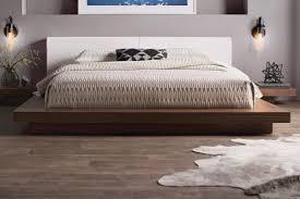 worth upholstered platform bed  reviews  allmodern