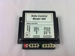 catalog item unique concepts universal conversion van sofa control module