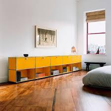 corner shelf contemporary metal commercial haller usm modular furniture76 modular