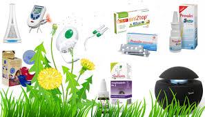 middeltjes tegen hooikoorts