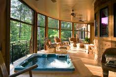 basement hot tub. Indoor Hot Tub In The Basement - Nice! Description From Pinterest.com. I Searched For This On Bing.com/images   Enclosure Pinterest Tubs,