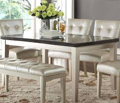 ii and platinum dining table bluestone wilhelm top