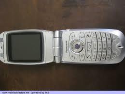 Panasonic X700 - Mobilecollectors.net