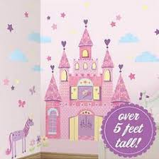 princess castle wall decor