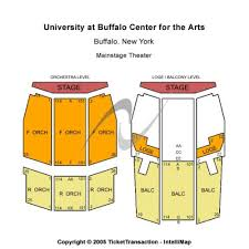 Ub Center For The Arts Events And Concerts In Buffalo Ub