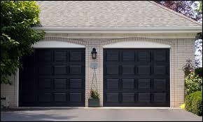 black garage doorGenie Garage Door Opener On Home Depot Garage Door Opener For