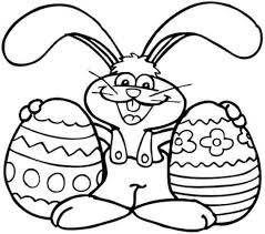 Small Picture Easter Bunny Coloring Htm Popular Easter Bunny Coloring Pages at